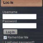 Плагин регистрации для wordpress – виджет Log In и плагин User Role Editor